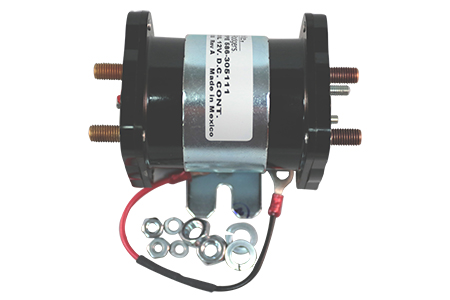 200A 12V DPST Solenoid Kit