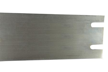 Wide Bearing Surface Rail