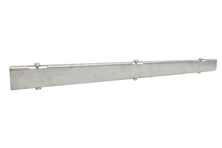 Bed Rail SS (Long) Cover Assy