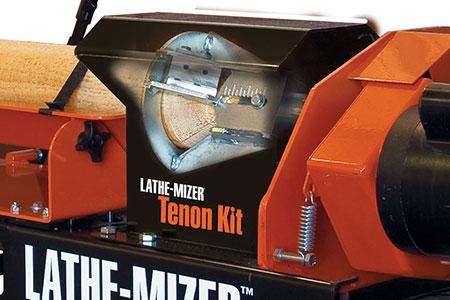 LatheMizer Tenon Kit