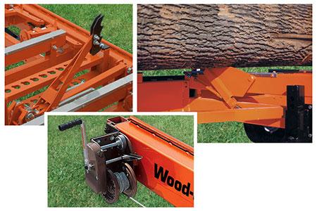 Log Deck Package