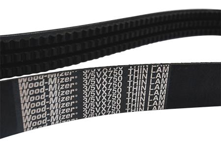 3/5VX750 Thin Lam Belt