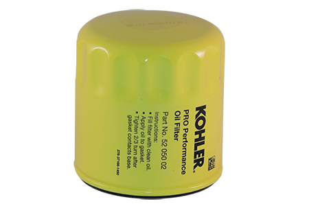 13/15/25HP Kohler Engine Oil Filter