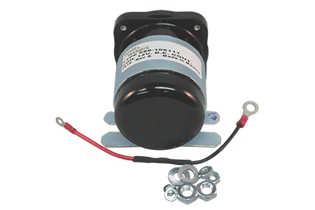 200A 12V SPST Cont. Duty Solenoid Kit