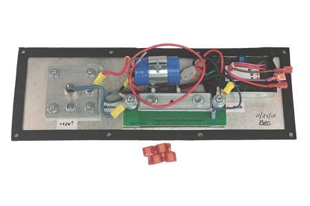 Power Feed Control Kit 97+ Panel Assy