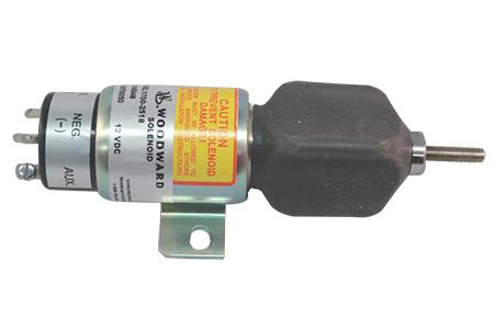 Throttle, Yanmar/Cat Solenoid Kit