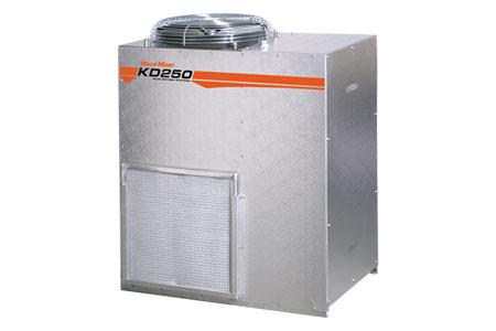 KD250 Dehumidification Wood Kiln