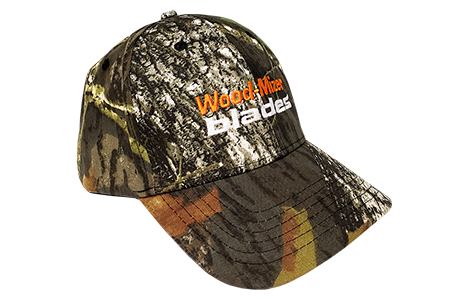 Wood-Mizer Blades Camo Hat