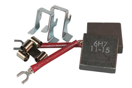 3 4 1hp 12v Dc Leeson Motor Brush Kit Portable Sawmills