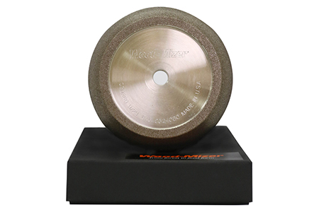 "5"" CBN Grinding Wheel 1-1/4"" Tooth Spacing"