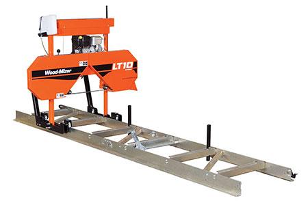 Woodmizer Sawmill For Sale >> LT10 Portable Sawmill  Portable Sawmills & Wood Processing ...