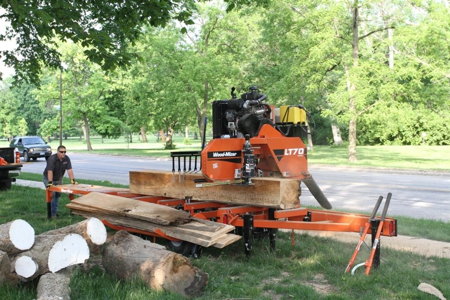 Portable Sawmill Rental >> How To Hire Local Sawmills