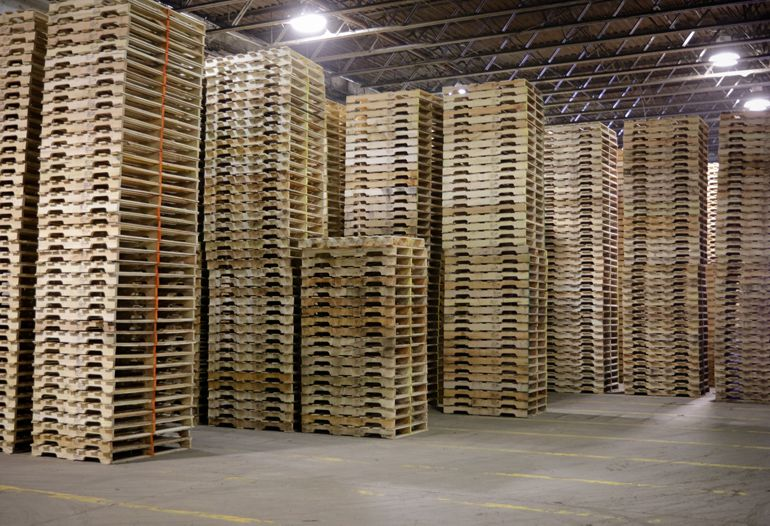 Family Business Rebuilds Pallet Operation