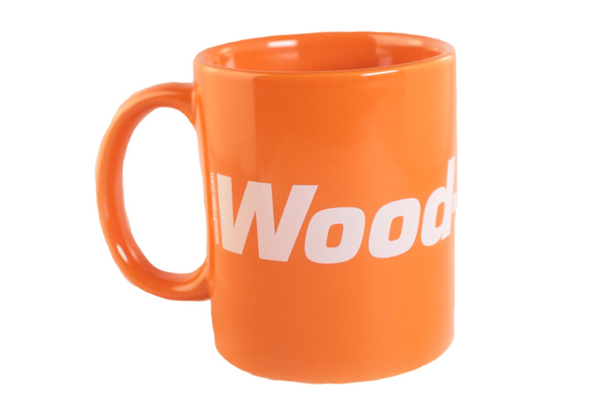 Wood-Mizer Orange Ceramic Mug