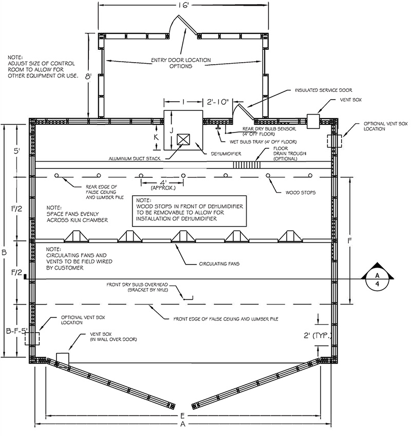 Kiln Diagram