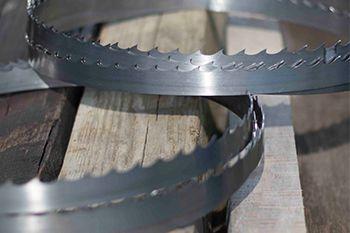 Wood-Mizer DoubleHard Bandsaw Blade