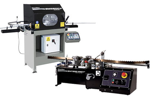 BMS500 Sharpener and BMT250 Tooth Setter