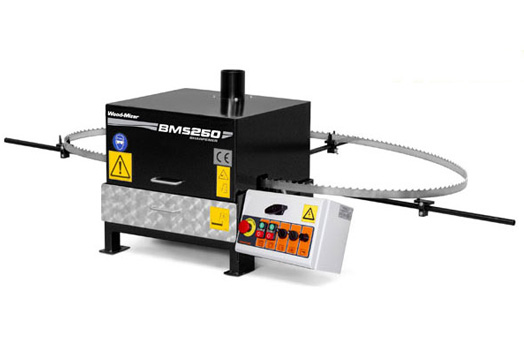 Wood-Mizer BMS250 Bandsaw Blade Sharpener