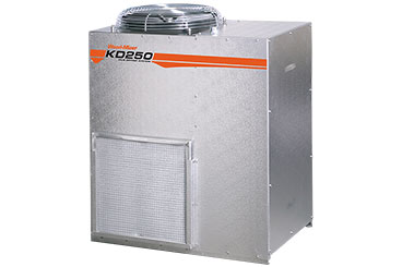 KD250 Dehumidification Lumber Kiln
