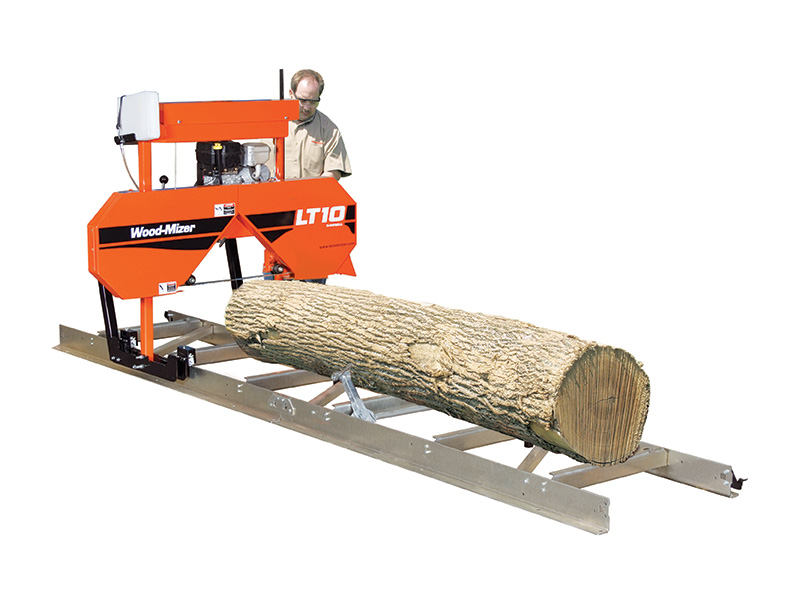 LT10 sawing log