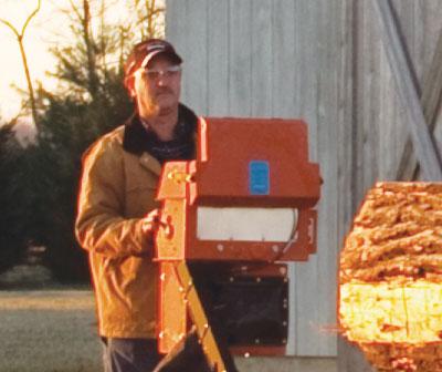 Lt50 Hydraulic Portable Sawmill Wood Mizer