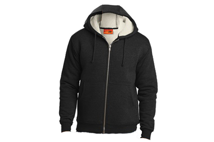 Wood-Mizer Sherpa-Lined Hooded Fleece Jacket